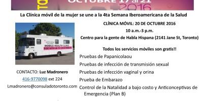 4ta Semana Iberoamericana de la Salud